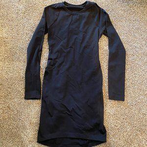 lululemon &go Where-To *Long Sleeve Size 4